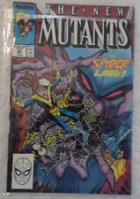 Marvel The New Mutants # 69 Nov 1988 ( CB # 41 )
