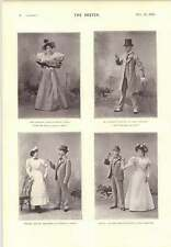 1894 Adelaide Astor Herbert Sparling Jenny Mcnulty Lady Slavey