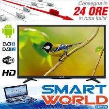 """SMART TV ARIELLI LED32DN6T 32"""" HD DVBT/T2 ANDROID 3X HDMI ULTRA SLIM"""