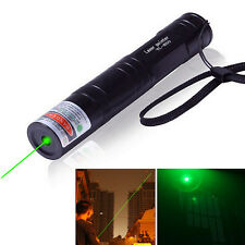 Green Light Laser Pointer Pen 532NM Burning Lazer Visible 5mW  Christmas Gifts