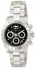 Invicta Men's Speedway Chronograph 200m Quartz  Stainless Steel Watch 9223