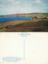1980's AULTBEA & LOCH EWE WESTER ROSS SCOTLAND UNUSED COLOUR POSTCARD