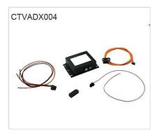 Connects2 ctvadx004 Audi A6 04-11 Mmi 2G alta AUX entrada adaptador Mp3 Ipod Iphone
