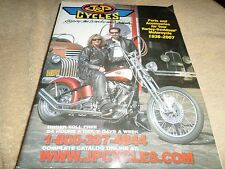 2007 J&P Cycles Catalog parts and accessories for Harley-Davidson motorcycles