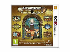 Professor Layton and the Azran Legacy - Nintendo 3DS New & Seal