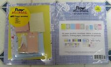 FLOW For Paper Lovers MIX & MATCH Love & Happiness 65 X PAPER GOODIES Notebook