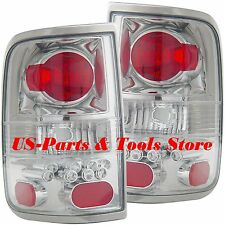 Ford F150 04 - 08 Rückleuchten Klarglas chrom 2004 2008 06 2006 tail lights
