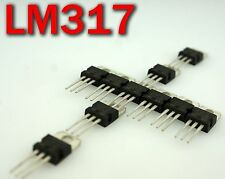 New 5 x LM317T LM317 Voltage Regulator IC 1.2V to 37V 1.5A LDO Power supply 5pcs