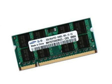 2GB Samsung Notebook / Netbook Speicher DDR2 RAM 667 Mhz SO DIMM PC2-5300S 200p