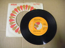 JOSE FELICIANO pegao / life is that way 9912   RCA   45