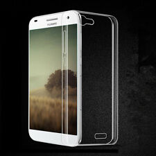 Ultra Slim Soft Clear Crystal TPU Silicone Gel Case Cover For Huawei Ascend G7