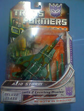 Transformers Universe Acid Storm Deluxe Class  NEW FREE SHIP US