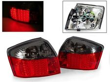 G USA Gen2 NO ERROR DEPO 02-05 Audi A4 S4 B6 8E RED SMOKE LED TAIL LIGHT QUATTRO