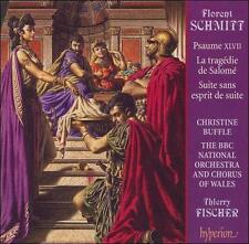 Unknown Artist Psaume Xlvii La Tragedie De Salome Suite CD
