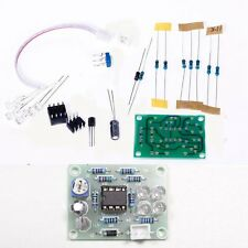 12V LM358 Blue LED Breath Lamp DIY Kit Breathing LED Electronic Production Suite