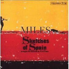 "MILES DAVIS ""SKETCHES OF SPAIN"" CD NEUWARE"