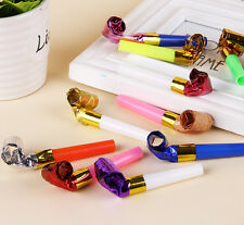 10Pc New Solitaire Whistle Kid Gift Toy For Wedding Birthday Party Game Toy AUWO