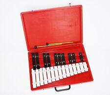 Carrillón 25 Sonidos en el rojos Caja de madera incl. Schlegel
