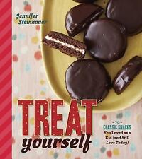 Treat Yourself 70 Classic Snacks You Loved as a Kid Cookbook Cookies Cakes Candy