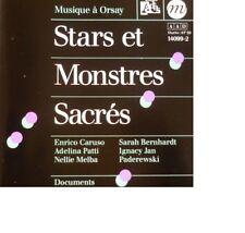 Musique a Orsay - Stars et Monstres Sacres Leoncavallo Puccini Bizet Tosti Verdi