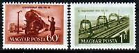 HUNGARY - 1952. Railway Day - MNH