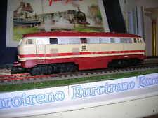 DIESEL DB V 218 DIESELLOK www.eurotreno.it CON COMPONENTI LIMA LOKO NUOVAnewNEU