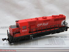 Atlas N Scale #4628 EMD GP35 CP Rail Diesel Locomotive, Rd #5013