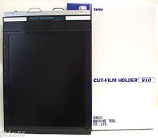 TOYO 8 x 10 CUT FILM HOLDER