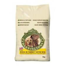 Harrington's Dog Food Complete Turkey And Veg Dry Mix 15kg