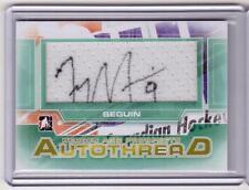 TYLER SEGUIN 13/14 ITG H&P Prospects Autothread Jersey Auto Autograph SP #21/25