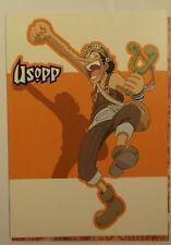 ONE PIECE Carte postale Usopp / Pipo v 2, 180 x135 ,Vends autres Cartes postales