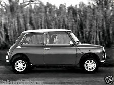 Mini Cooper Montecarlo 1.3i Original Press Photograph 23.5cm x 17.5cm Driving