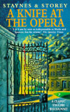 A Knife at the Opera by Jill Staynes, Margaret Storey (Paperback, 1996)