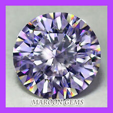 3.30ct. AWESOME AAA ROUND BRILLIANT LAB LAVENDER DIAMOND