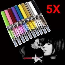 5x Electronic Vaporizer Kit E-Pen Electric 650mAh Rechargeable Battery Vapor AB