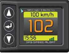 Low Cost GPS Speedo with Speed Alert,compass &clock Hmsa3000