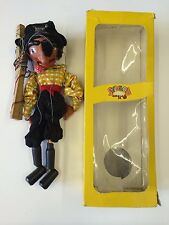 VINTAGE BOXED PELHAM PUPPET PIRATE TYPE SM