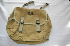WW2 US AMERICAN M36 MUSETTE BAG WW2 REPO