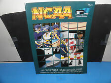 NCAA 1995 DIVISION I ICE HOCKEY CHAMPIONSHIP- PROVIDENCE PROGRAM