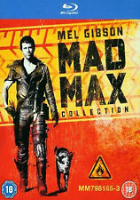 The Mad Max Trilogy [Blu-ray] [2013] New UNSEALED