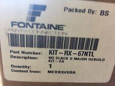 GENUINE Fontaine  Connection Major Rebuild Kit. Left Hand Release - KIT-RX-67NTL