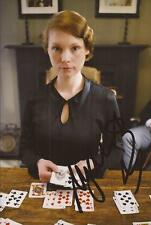 DOWNTON ABBEY: MYANNA BURING 'EDNA BRAITHWAITE' SIGNED 6x4 PORTRAIT PHOTO+COA