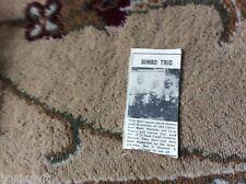 k1-6 ephemera 1966 picture david barnes tracey steven cox margate