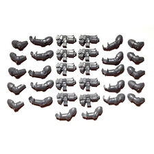 Space Marine Legion MKIV Tactical Squad BOLTGUNS & ARMS x 10 Horus Heresy 30K