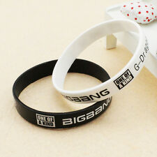 BIGBANG ONE OF A KIND G-Dragon KPOP Supporter WRISTBAND BRACELET X2 Y2300