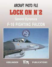 Verlinden Book Lock On No.2 F-16 Fighting Falcon 9