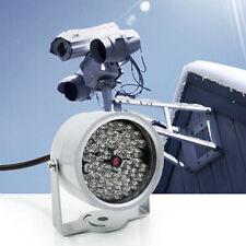 48 LED Illuminator IR Infrared Night Vision Light Lamp For Camera#V4