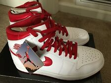 Nike Air Jordan 1 Retro DTRT Do The Right Thing Size 10 NEW BNIB DS Red White