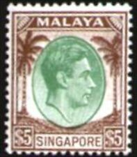 Singapore MNH Sc # 20 PERF 14   Value $ 160.oo