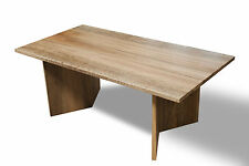 Australia Made Metropolis Spotted Gum Dining Table, Custom made to order